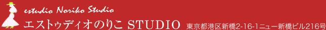 エストゥディオのりこ STUDIO 東京都港区新橋2-16-1ニュー新橋ビル216号